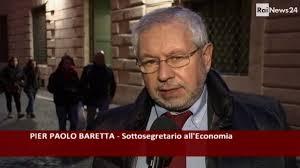 BARETTA_SOTTOSEGRETARIO