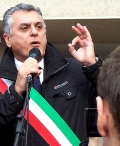 LUCIANO MONTICELLI - SINDACO E DELEGATO ANCI AL DEMANIO MARITTIMO - BOLOGNA 20.11.2012